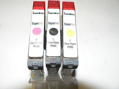 3 Patrones de Impresora para Canon Pixma CLI-8 BK Mx850 MP800 iP4200 4300 4500 segunda mano  Embacar hacia Mexico