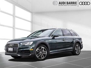 2018 Audi A4 allroad 2.0T Technik Quattro 7sp S Tronic Virtual C