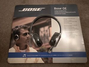 Brand New Sealed Bose OE On Ear Wired Headphones