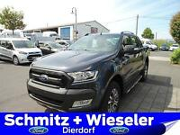 Ford Ranger DOKA 4x4 Wildtrak 200PS AHK Navi Rollo