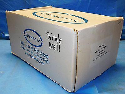 Genetix Petriwell Equiglass Cell Culture Plate W1050 Single Well Lidded Qty 35