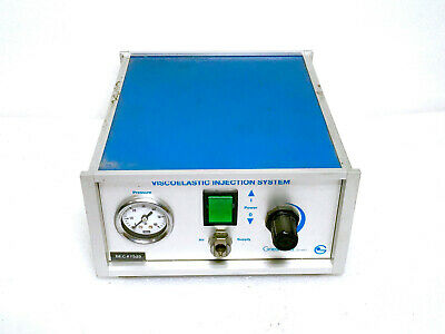 Grieshaber 629.10 Vis Viscoelastic Injection System Q-2