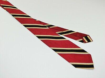 1940s Mens Ties | Wide Ties & Painted Ties Men's Vintage 1940's 50's Silk NECKTIE Tie ARROW PEABODY & Co NARROW SKINNY $16.98 AT vintagedancer.com