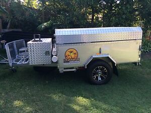 Jawa off road camper Victoria Point Redland Area Preview