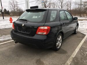 2005 Saab 9-2x • AWD • Manual