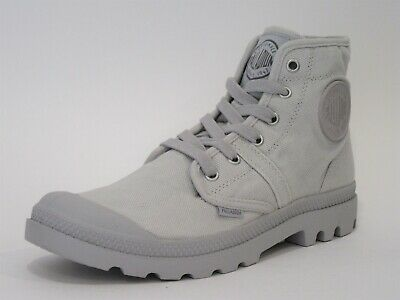 Palladium Mens Pallabrouse Canvas Ankle Boots, Brand New