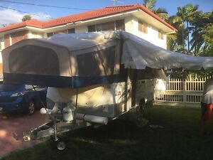 Jayco Hawk Outback Clontarf Redcliffe Area Preview