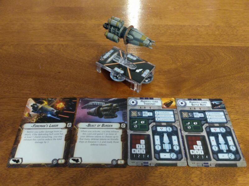 Star Wars Armada Separatist Hardcell