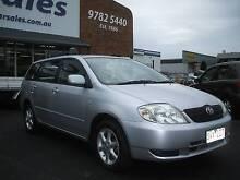 2004 Toyota Corolla Conquest Wagon Auto Sold with RWC & REG Seaford Frankston Area Preview