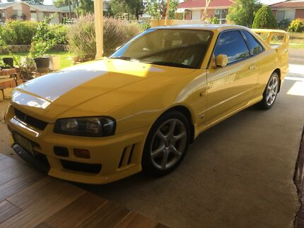 Wanted: Nissan skyline r34 GTT
