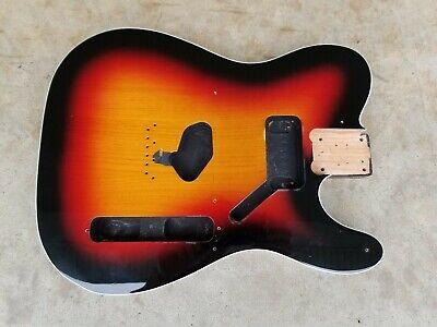 2010 Fender Squier Classic Vibe 60's Telecaster Custom Bound Alder Body