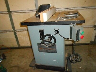 Delta Heavy Duty Wood Shaper 43-379 Nice 230v