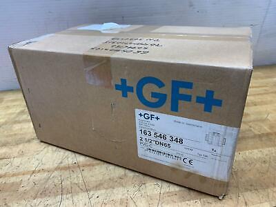 New Open Box Georg Fischer 2 12 Dn65 Gate Valve 163 546 348