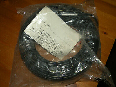 Amphenol Sine Systems 67086 Rev 2 8 Twisted Pair Cable