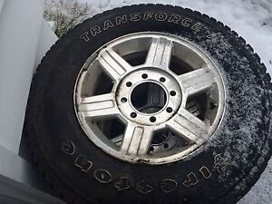 2012 dodge 3/4 ton rims