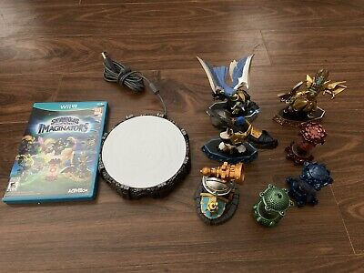 Skylanders Imaginators Wii U Lot