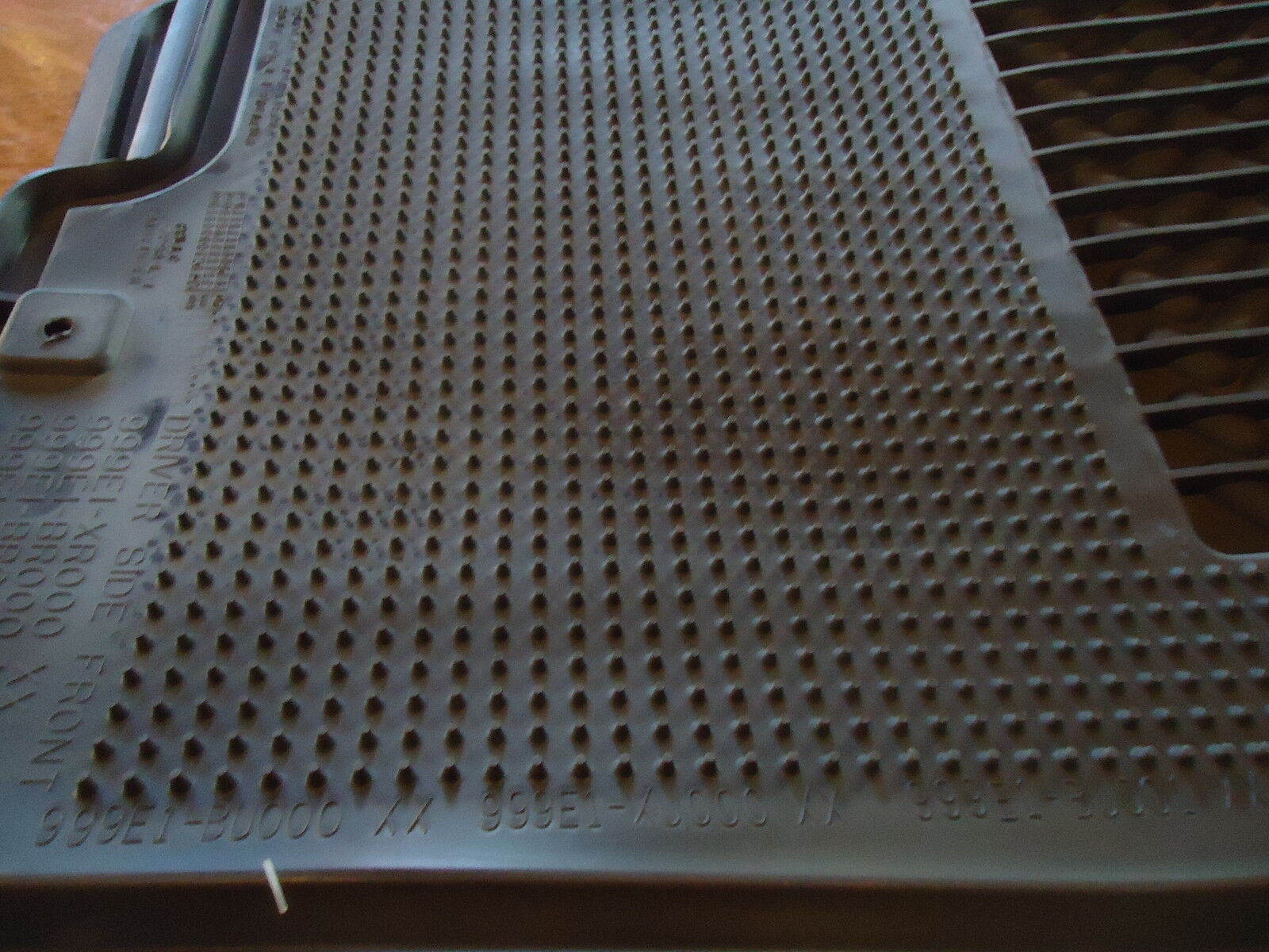 Floor mats xterra - 2005 07 Nissan Xterra Factory 999e1 Kr000 Oem Allseason Floor Mats 7 7 Of 10