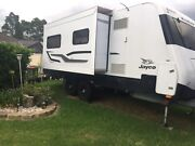 Jayco 21ft caravan Blue Haven Wyong Area Preview