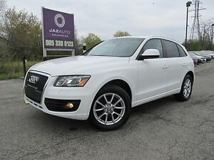 2011 Audi Q5 2.0L Premium Plus ONE OWNER CLEAN CAR PROOF PANORA