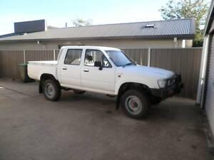 1993 Toyota Hilux Ute