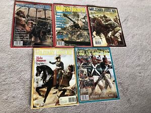 16 Military History etc magazines  $10 for them all