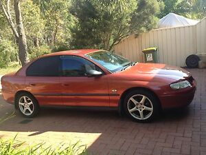 2001 Holden Commodore Sedan High Wycombe Kalamunda Area Preview