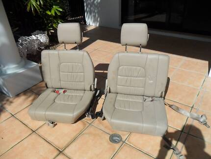 TOYOTA, LANDCRUISER, REAR BUCKET SEATS Paradise Point Gold Coast North Preview
