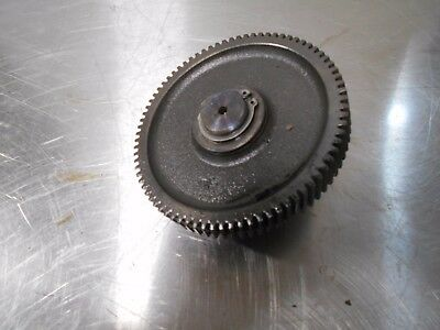 Kubota L2250idler Shaft Part 1522124250 With Idler Gear Part 1522124010