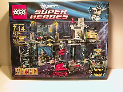 LEGO Batman 6860 The Batcave NEW MISB FAST FREE SHIPPING !