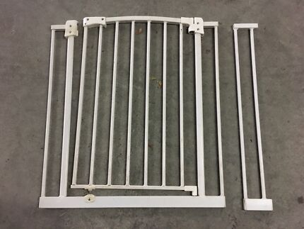 Two sets of Baby safety gates