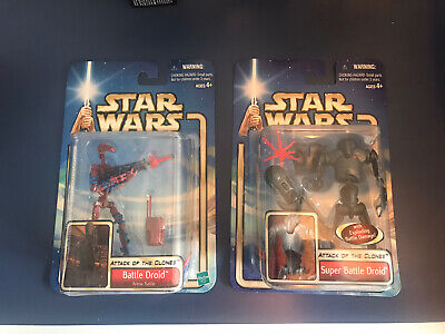 star wars clone wars super battle droid lot