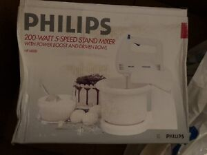 Phillips stand mixer