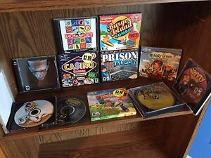 Mixed PC games lot