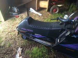 1996 Polaris xlt 600 triple