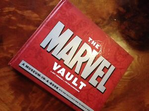 THE MARVEL VAULT!