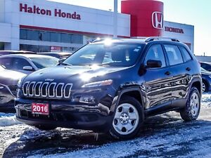 2016 Jeep Cherokee SPORT FWD|NO ACCIDENTS