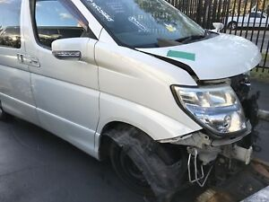 Nissan e51 Elgrand series 3 wrecking parts 2007 Kingswood Penrith Area Preview