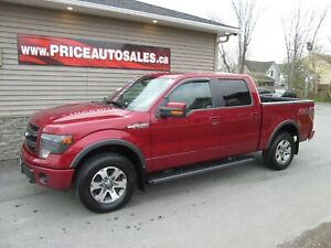 2014 Ford F-150 FX4 - HEATED/COOLED LEATHER - NAV - SUNROOF!!