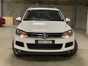2012 Volkswagen Touareg SUV Hornsby Hornsby Area Preview