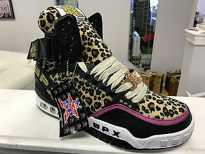 SPX Sneakers. Item Street Walker Hi. Great Look! Size`s,  NEW Hand Made. - Street Walker Shoes