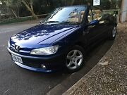 Peugeot 306 cabriolet Hectorville Campbelltown Area Preview