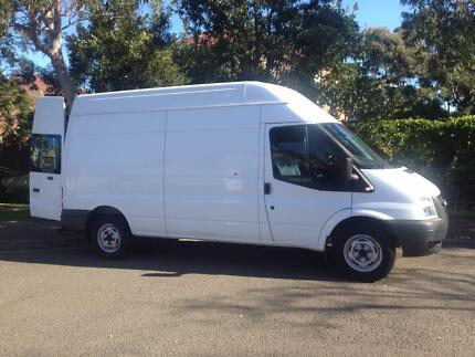 Removalist. Man and Van. $50 flat rate Waverley Eastern Suburbs Preview