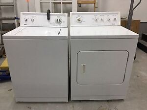 Laveuse sécheuse / Washer Dryer kenmore