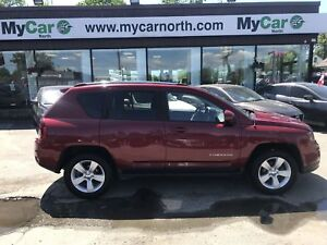2016 Jeep Compass Sport/North HIGH ALTITUDE, LEATHER, SUNROOF...