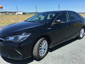Personal chauffeur service - both driver and vehicle for hire Canberra City North Canberra Preview