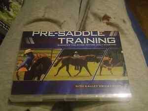 Parelli  Pre-Saddle Training DVD Kyneton Macedon Ranges Preview