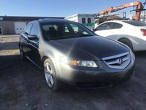 Acura TL 2005 **was accidented**