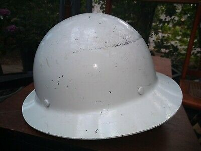 Msa Skullgard Hard Hat White