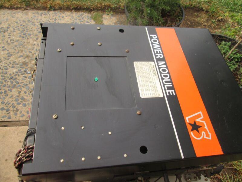 RELIANCE Flexpack Plus 75 HP dc Drive