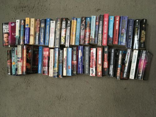 Lot of 50 Assorted paperback books